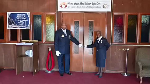 Welcome to Haven of Rest Missionary Baptist Church
