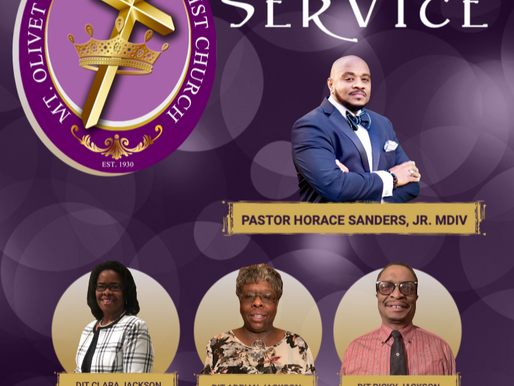 You're invited to our Deacon and Deaconess Ordination Service!