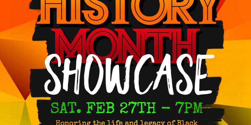 2021 Black History Month Showcase