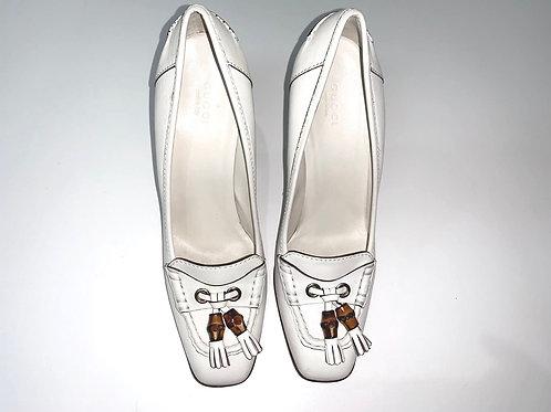 Gucci Tassel Heels