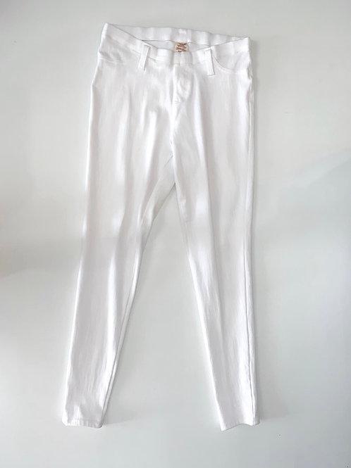 White Pencil Pants