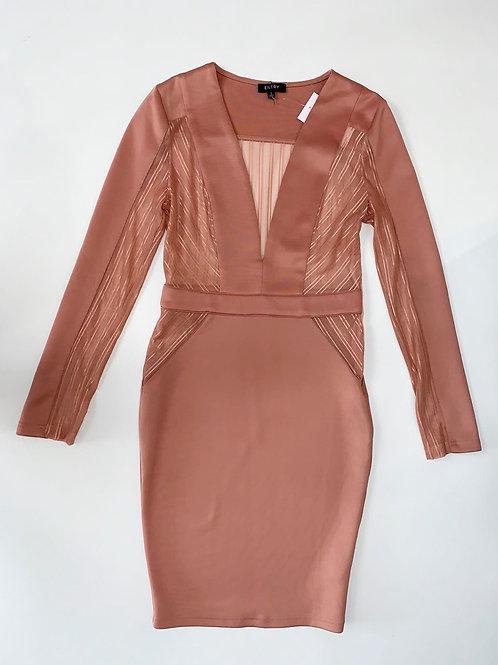 Champagne Club Dress