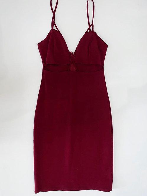 Body Con Cut Out Dress