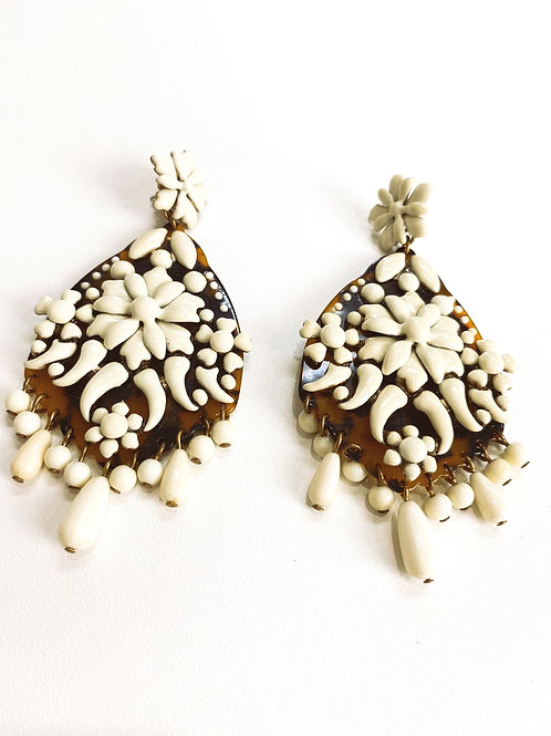 J Crew Preowned Statement Earrings