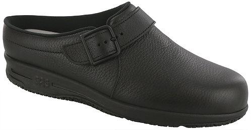 Clog Black Slip Resistant