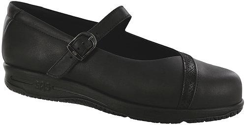Clare Black Slip Resistant