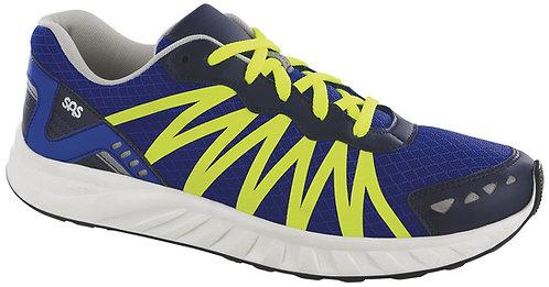 Pursuit Blue / Neon Yellow