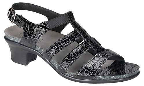 Allegro Black Croc