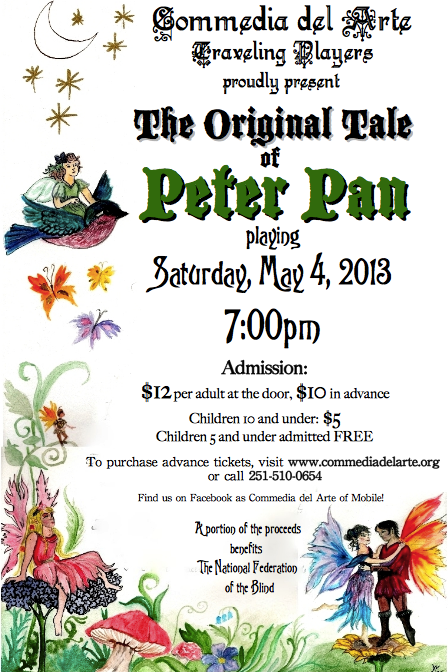 The Original Tale of Peter Pan