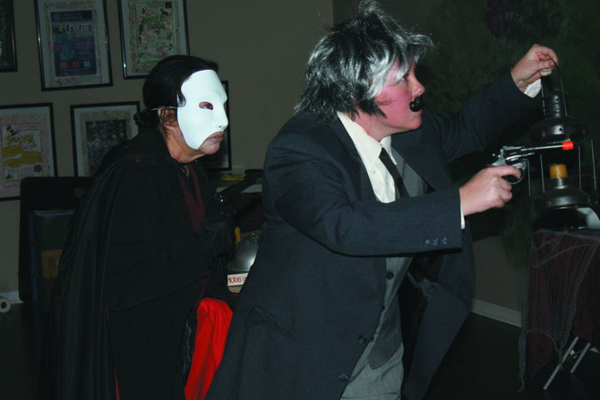 Commedia del Arte Brings New Twists to Classics