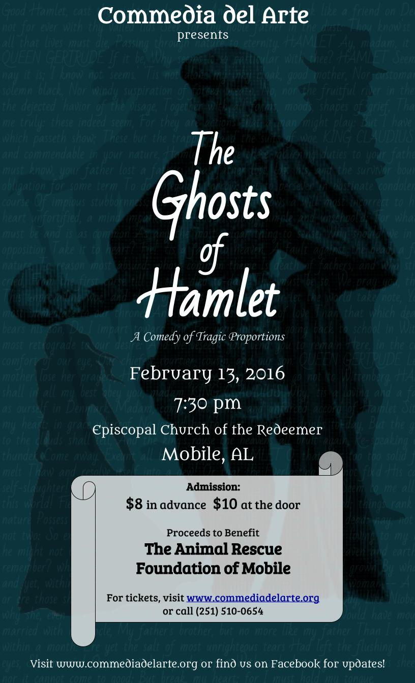 The Ghosts of Hamlet