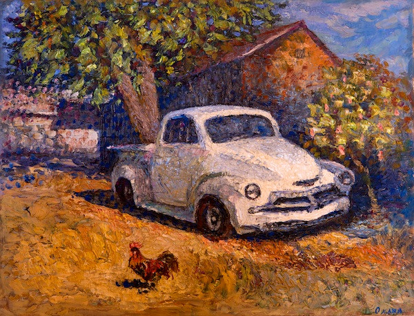 Classic Boerne - Texas Series (SOLD) 20