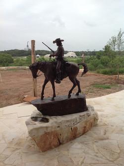 """""""Texas Ranger Monument"""""""
