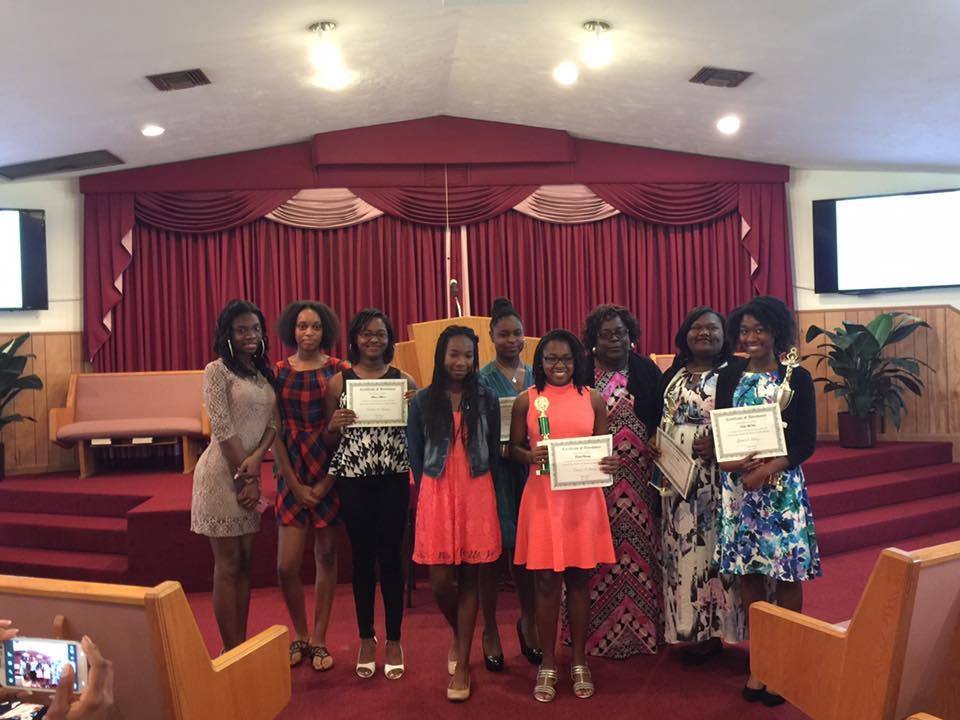 Bible School Awards Program