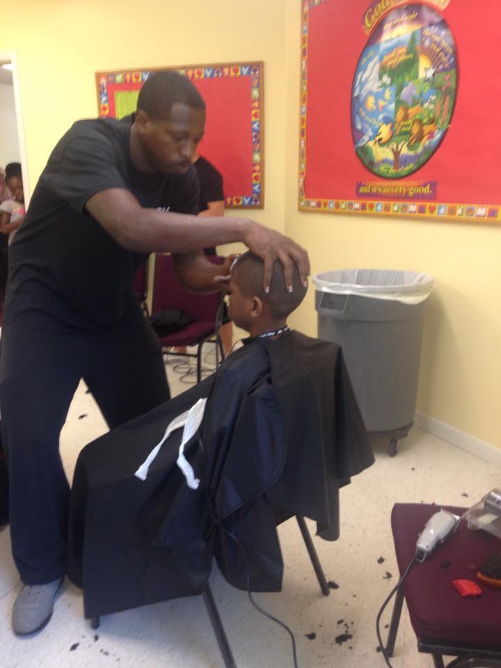 Back-to-School Haircuts