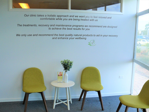Our Clinic Waiting Room