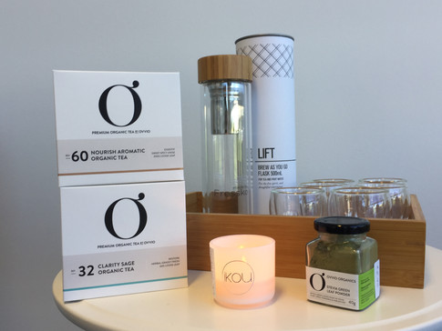 A Range of Products Available