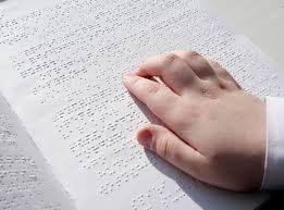 Invention of Braille script