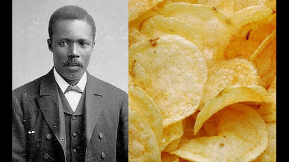 George Crum Potato Chips
