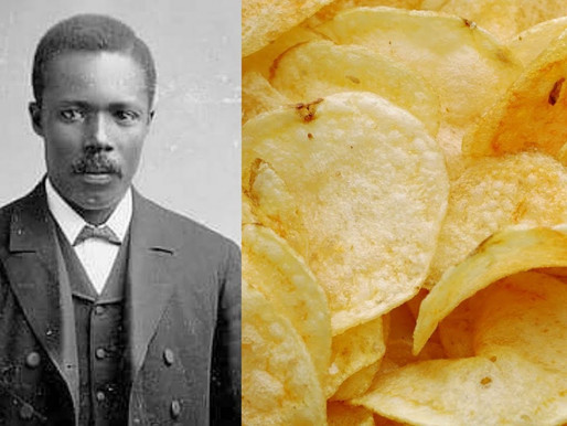 Accidental Invention of Potato Chips!