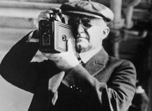 Invention of Camera
