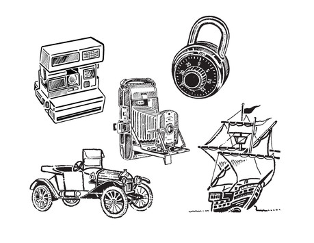 Ink illustrations for Scholastic Professional Books