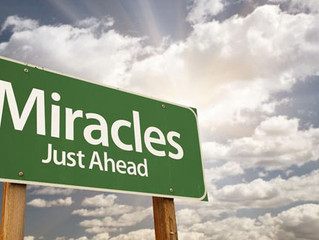Miracles Really DO Happen!