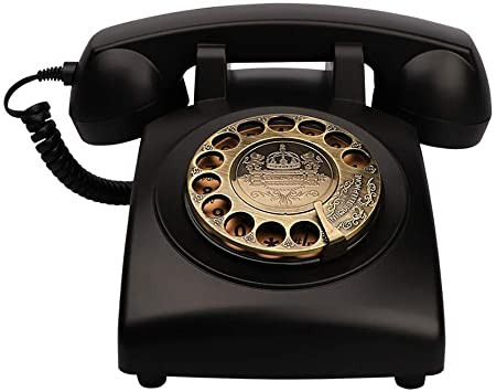 I sure do miss the old style phones.