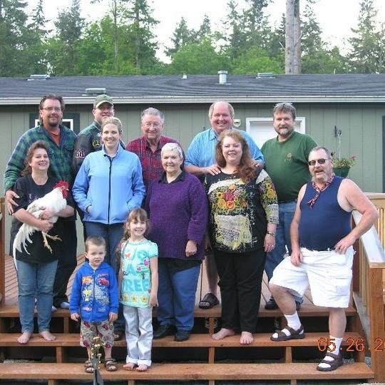 Super fun family.