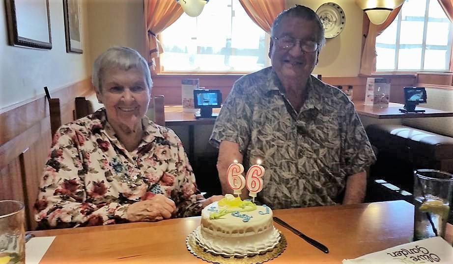 Mom & Dad's 66th Anniversary