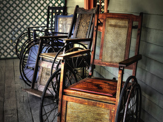 Wheelchair Etiquette