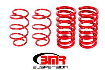 "SP068 - Lowering Springs, Set Of 4, 1.5"" Drop, Drag, GT"