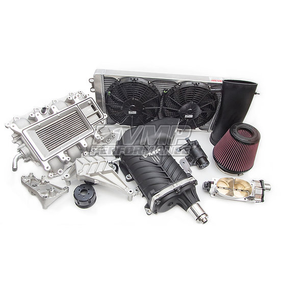 VMP 11-14 MUSTANG GT 5.0 L SUPERCHARGER - GEN3 2.65 L TVS - COMPLETE