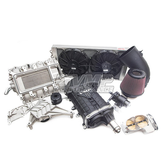 VMP 15-17 MUSTANG GT 5.0 L SUPERCHARGER - GEN3R 2.65 L TVS - COMPLETE