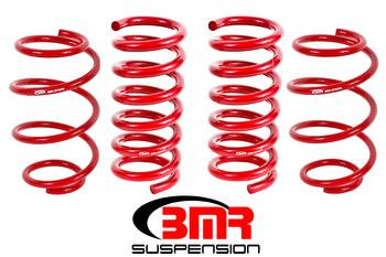 SP763 - Lowering Springs, Set Of 4, Minimal Drop, Performance