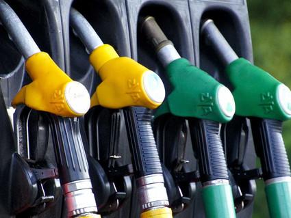 Não abasteça combustível adulterado