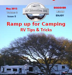 RV Consumer Magazine May 2013