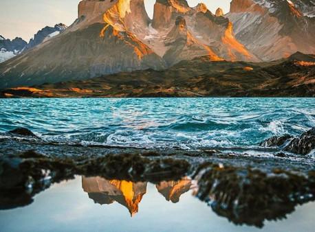 VIAGEM 2015 Torres del Paine/Pucón