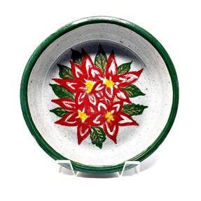 Poinsettia Holiday Bowl