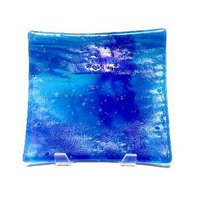 Ocean Blue Bubbles