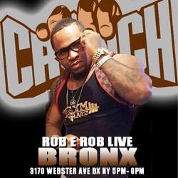 DJ ROB E ROB