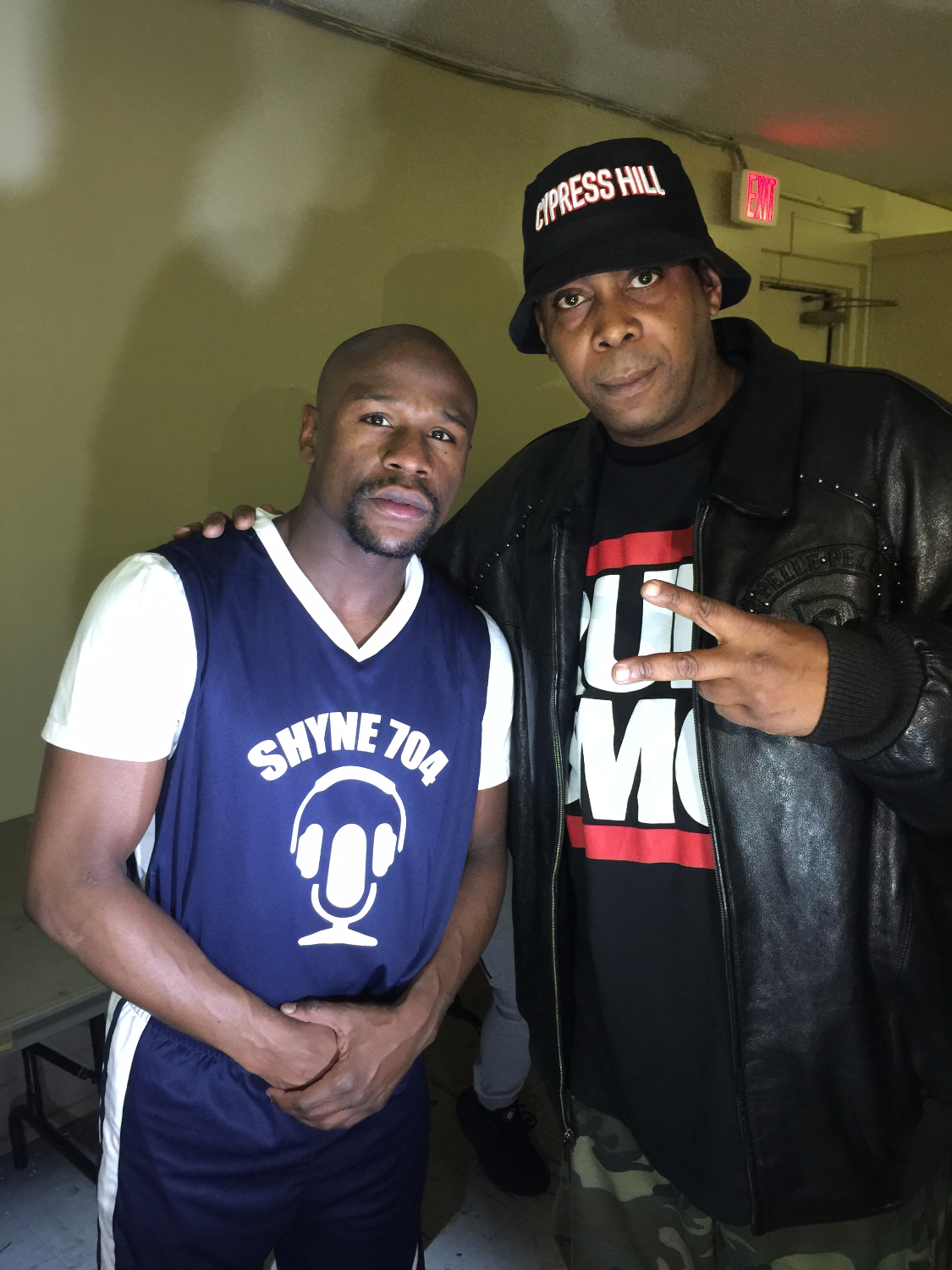 FLOYD MAYWEATHER + PARISH SMITH EPMD