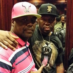 MIKE B + 50 CENT