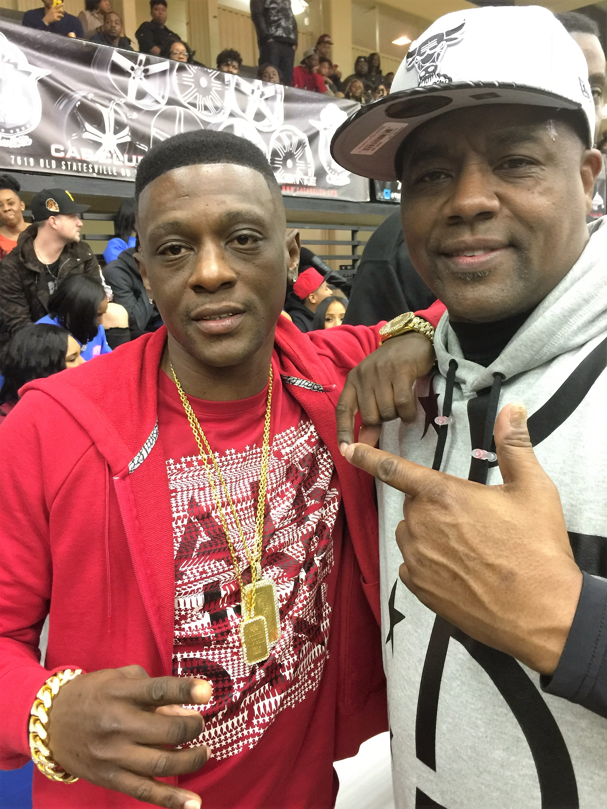 BOOSIE + MIKE B