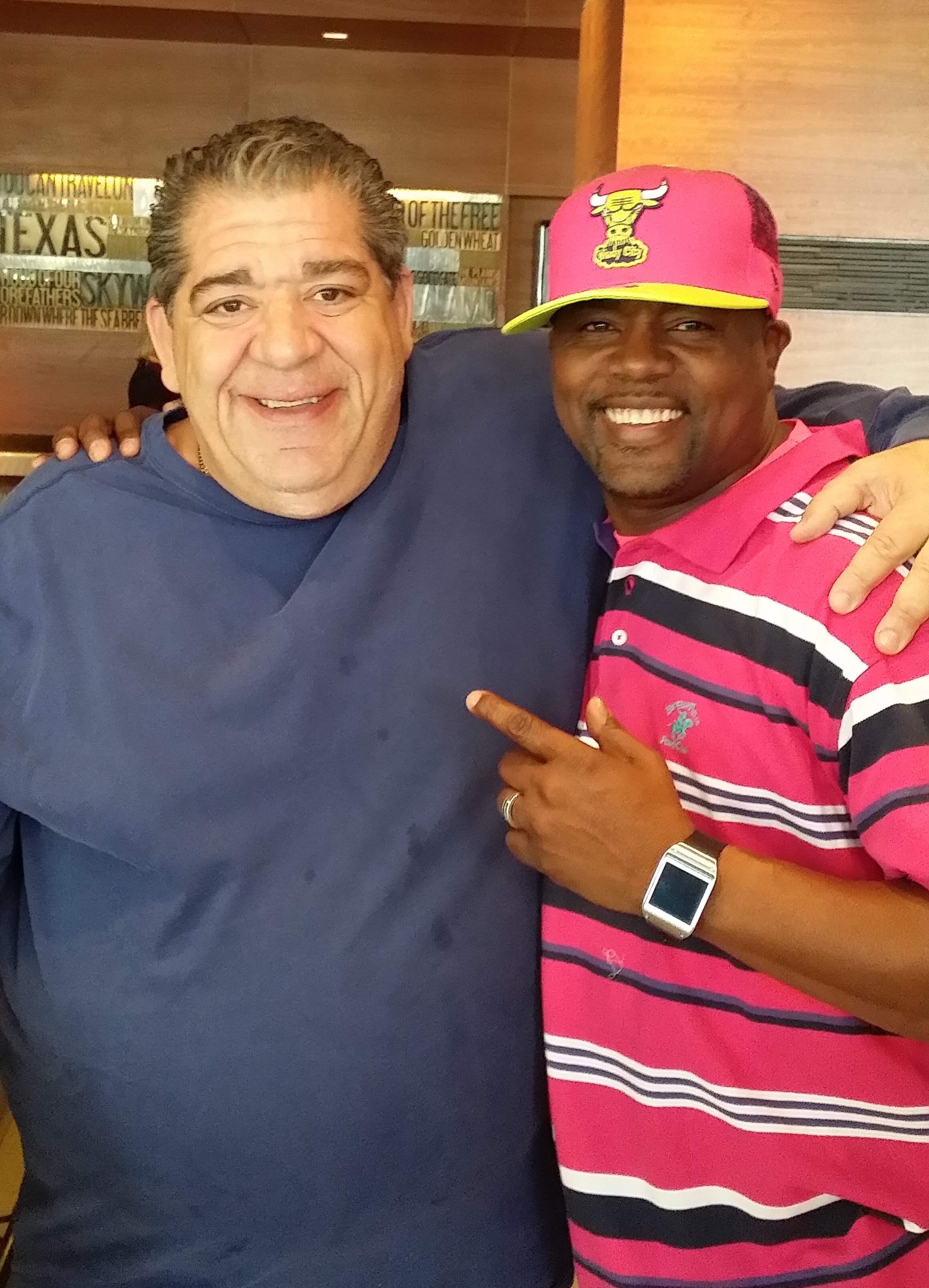 JOEY DIAZ + MIKE B