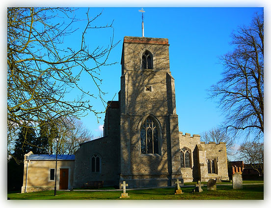 St Andrews Church, Shalford Essex