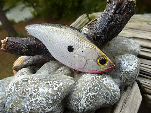 Natural Threadfin Shad - Spro Style Lipless Crankbait