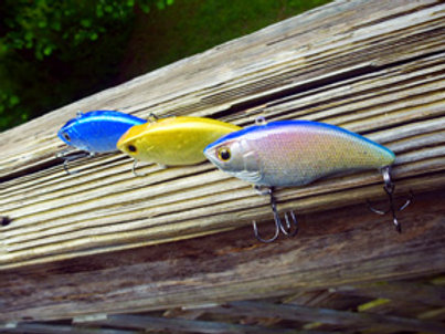 3 pack special Spro Style Lipless Crankbait(Blue Shad,Gold Shiner,American Shad)