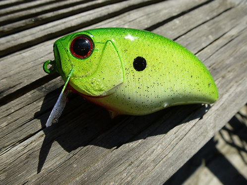 Green Apple Topwater Wakebait