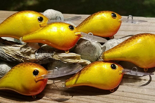 Rapala Style DT Crankbait -Fall Shad SOLD INDIVIDUALLY
